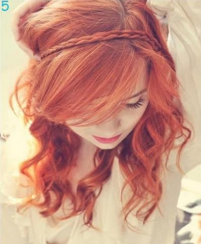 cara tata style rambut gaya terbaru