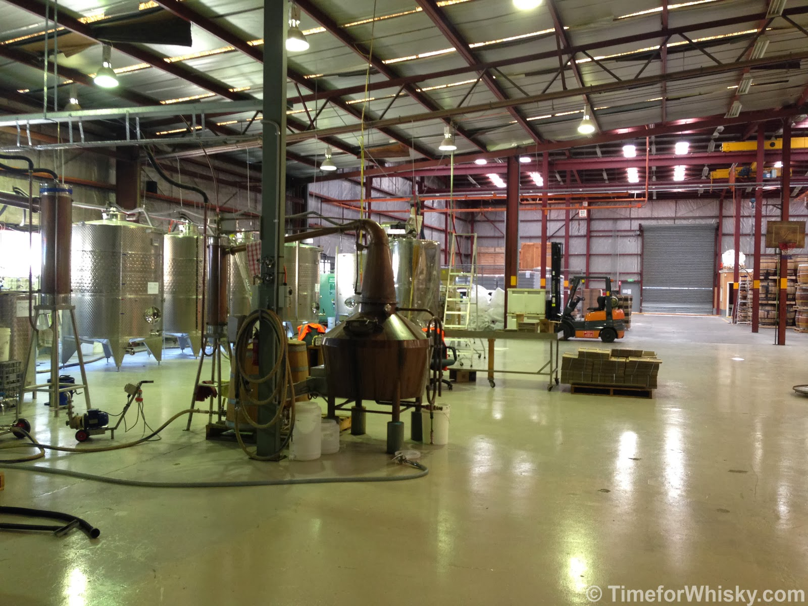 how to start a whiskey distillery