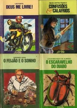 capa - Coleção: Série Vaga-Lume