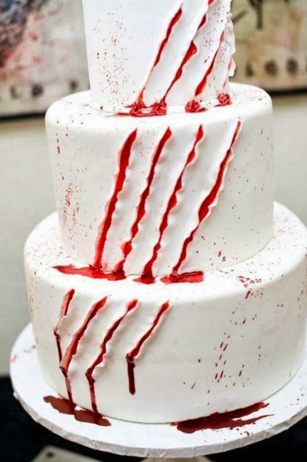 25 Weird Creepy Spooky And Scary Halloween Cakes Spicytec