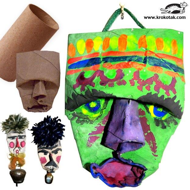 Recursos para el NIVEL INICIAL: Máscaras y Disfraces DIVERTIDOS y