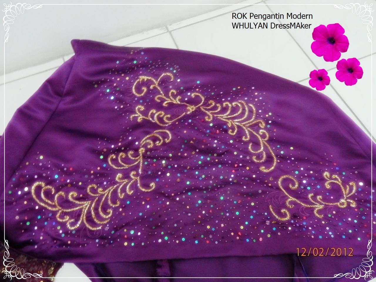 membuat warna ungu