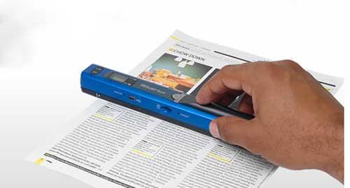 Сканер текста с фото