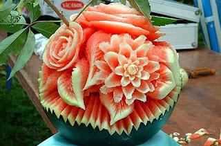 rose melon