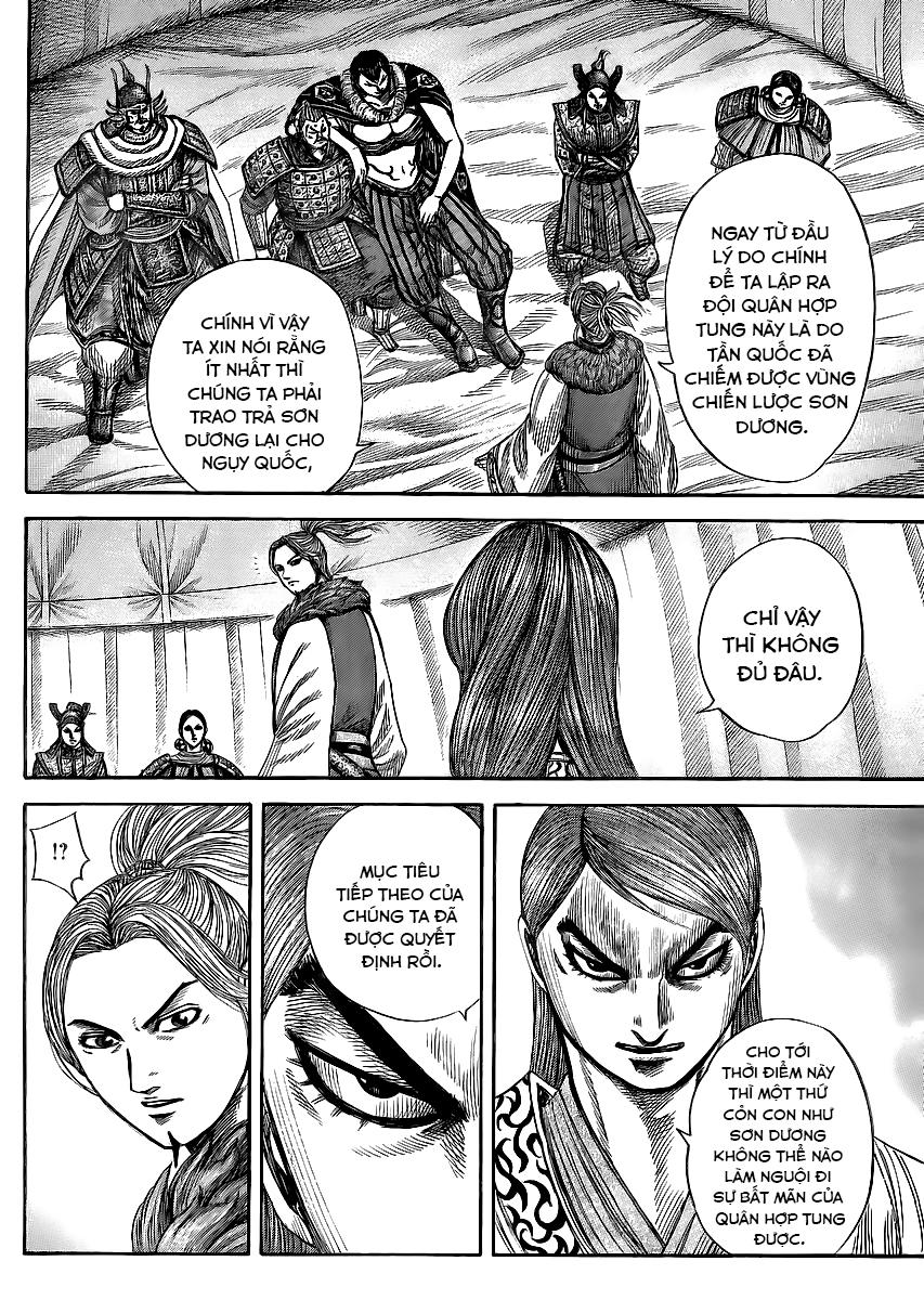 Kingdom - Vương Giả Thiên Hạ Chapter 354 page 7 - IZTruyenTranh.com