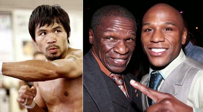 Floyd Mayweather Sr. Said Pacquiao vs Mayweather Jr. Fight Will Soon to Happen