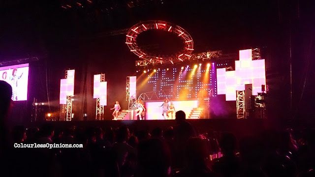 thriller live 2015 malaysia stage set