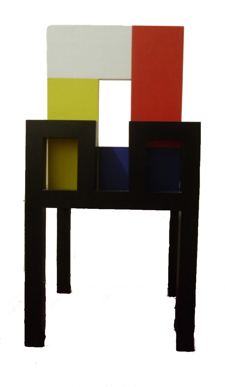 De Stijl Chair | QUINTA LUDMILLA