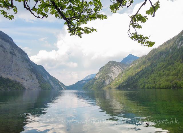 德國, 國王湖, Konigssee