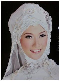 Hijab Modern Untuk Akad Nikah