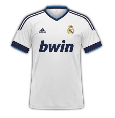 Download image Kostum Jersey Real Madrid Tandang Away 1 2012 2013 PC ...