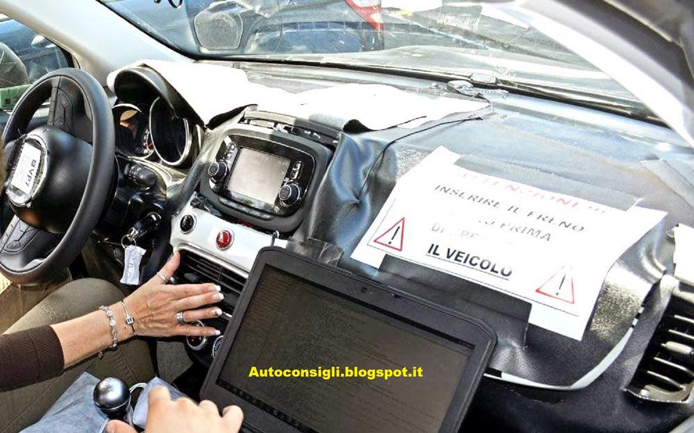 Car Al Top 33 Fiat 500x 2014 Prima Immagine Dell