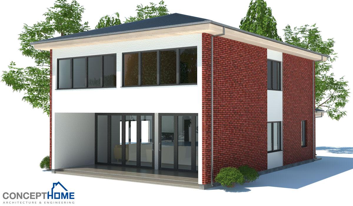 Australian house plans australian house plan ch191 for Modern australian house plans