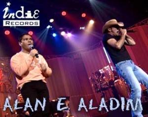 Alan e Aladin modão sertanejo