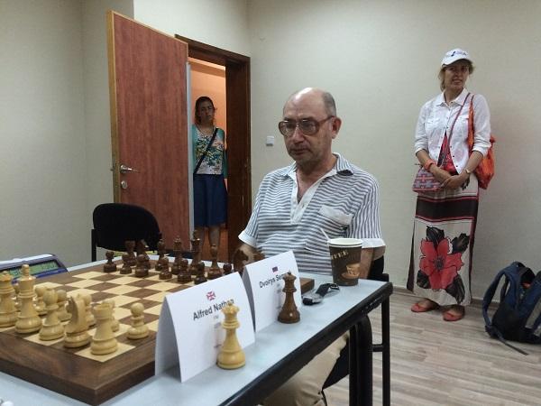 Le grand-maître russe Semen Dvoirys remporte le tournoi d'échecs de Jérusalem avec 7 points sur 9 - Photo © Chess & Strategy