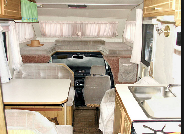 The Toyota Mini Motorhome A Quirky Rv With A Strong