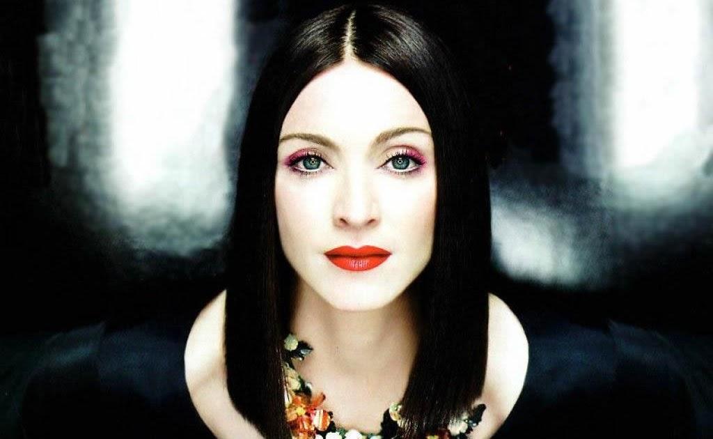 Мадонна Знакомство