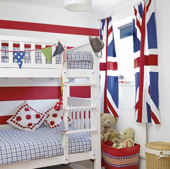 Union Jack In Home D Cor Driven By Decor
