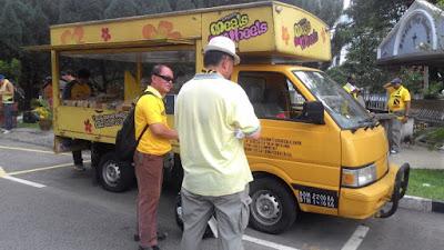 Bersih 4: Food truck