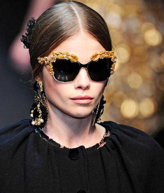 Dolce & Gabbana sunglasses 2013