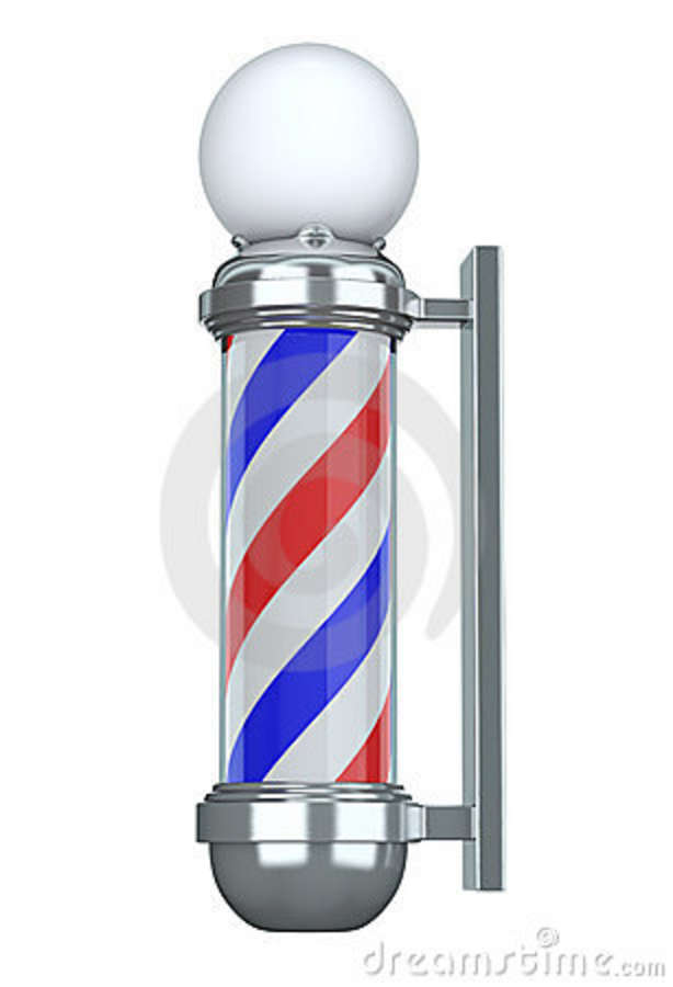 Barber Shop Pole7