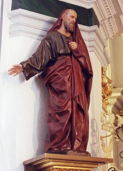 San Joaquín Penáguila Alicante Arturo Serra escultura 4