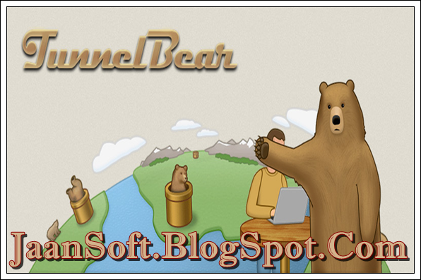 TunnelBear 2.4.5 For Windows