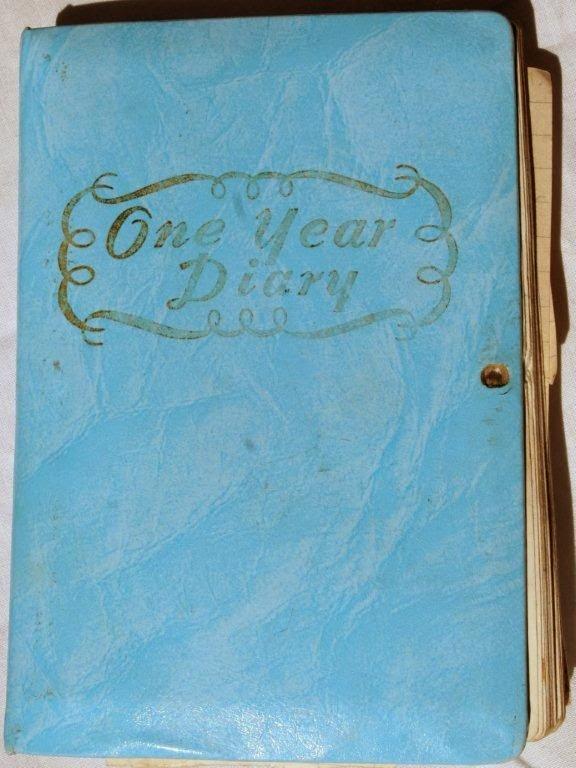 Diary 1975