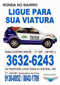 Telefones de Emergência Policial