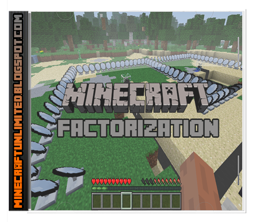 Factorization Mod minecraft