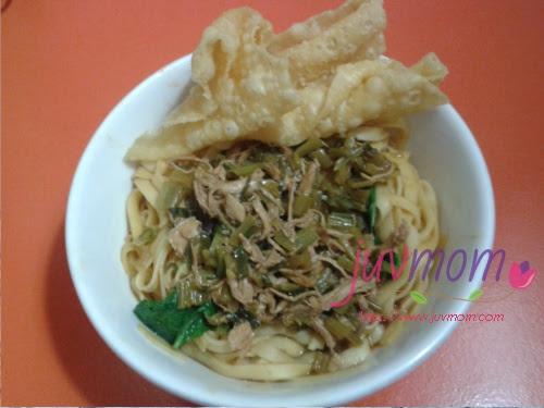 Resep Mie Ayam Pangsit