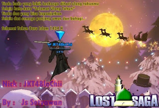Cheat Lost Saga Terbaru 28 Februari 2013