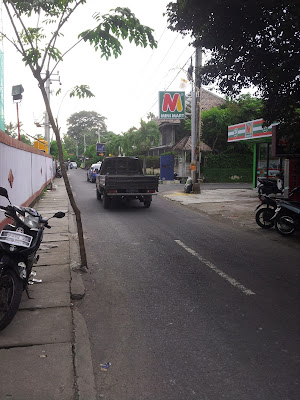 Jalan Drupadi - Harris Condotel neighbours