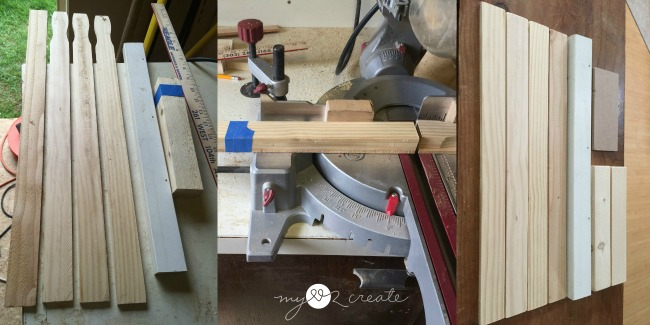 cutting wood for magazine rack
