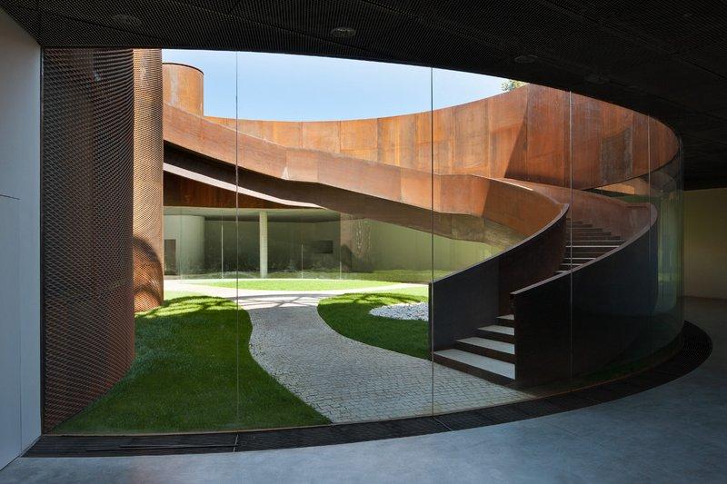 Ilia estudio interiorismo museo interactivo de la historia - Arquitectos lugo ...