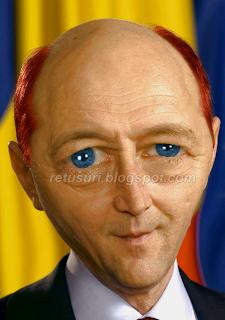 Traian Băsescu - Manga