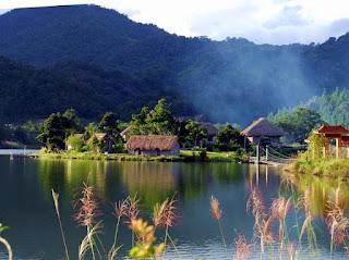Hutan Tercantik di China