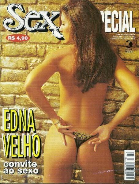 Edna Velho - Sexy Especial 2001