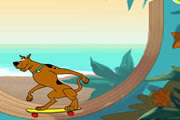 Scooby Doo Big Air | Juegos15.com