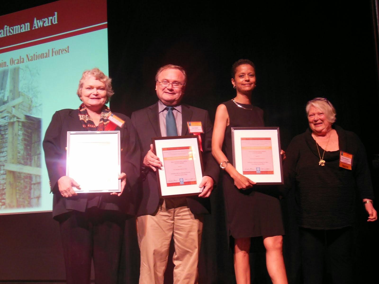 Award Ceremony, Design Guidelines, 2013