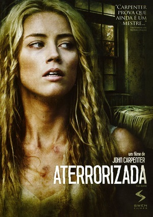 Aterrorizada Torrent Download  BluRay 720p
