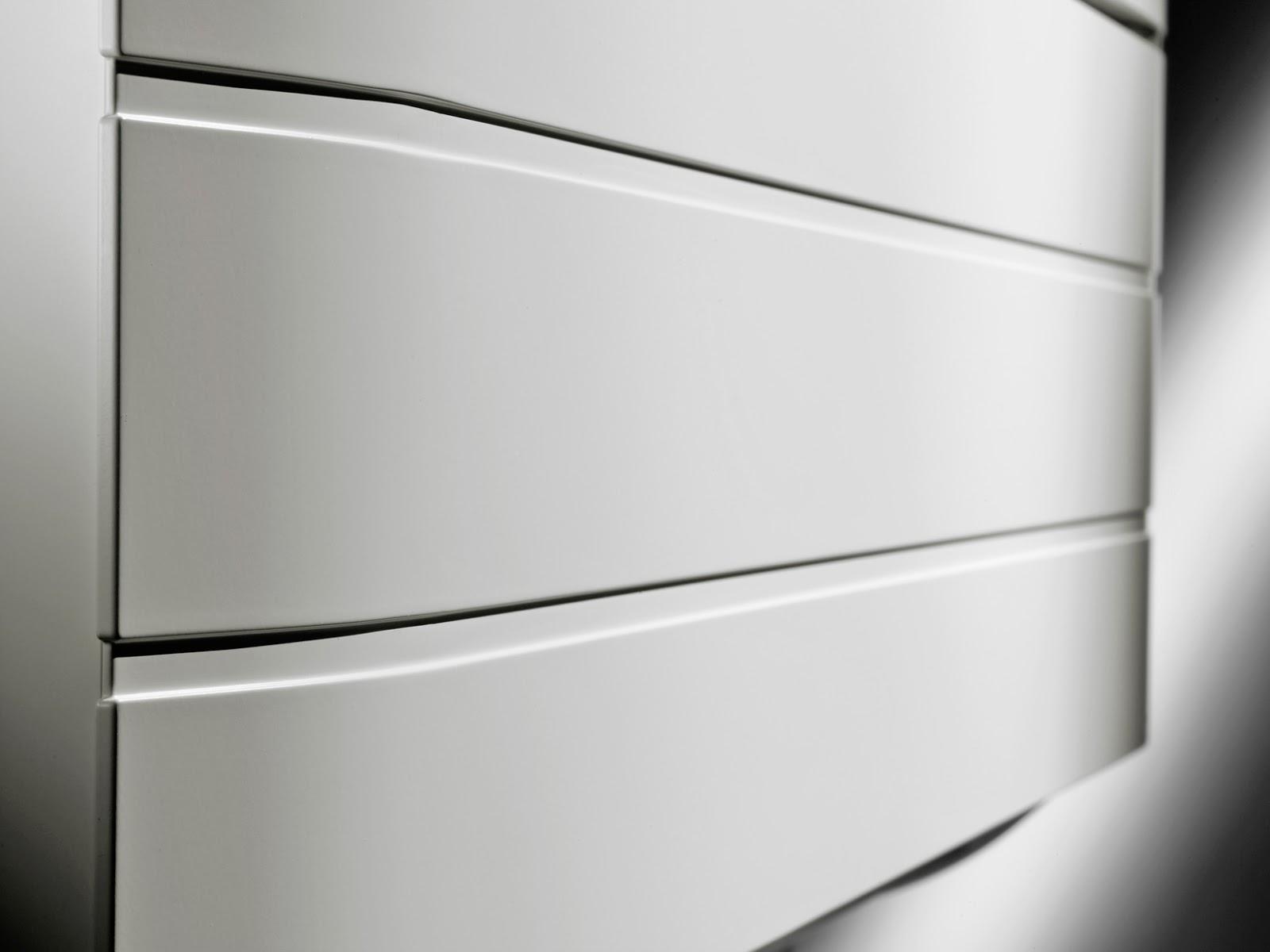 Нагряващият се преден панел на климатиците Daikin Nexura