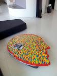 Интерьер: стол LEGO