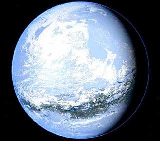 Iceage planet earth rodinia
