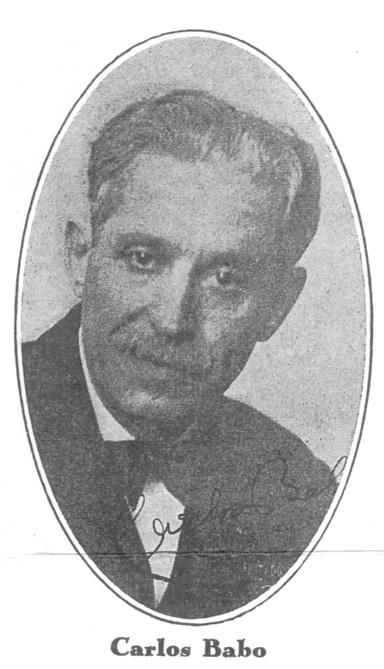 Carlos Babo