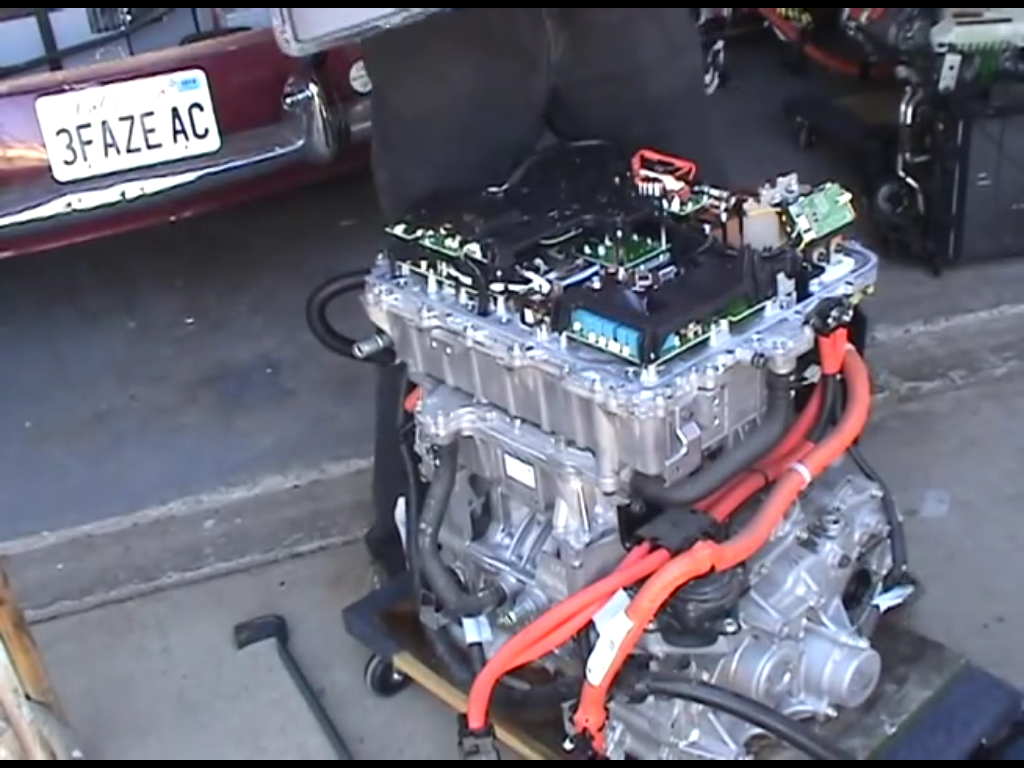 My e life now 2013 nissan leaf motor unit disassembly a video on taking apart the three components of a 2013 nissan leaf motor unit some other information projects on my website siliconproductions vanachro Choice Image