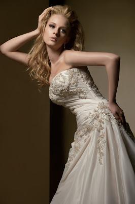 Sexy White Wedding Dresses