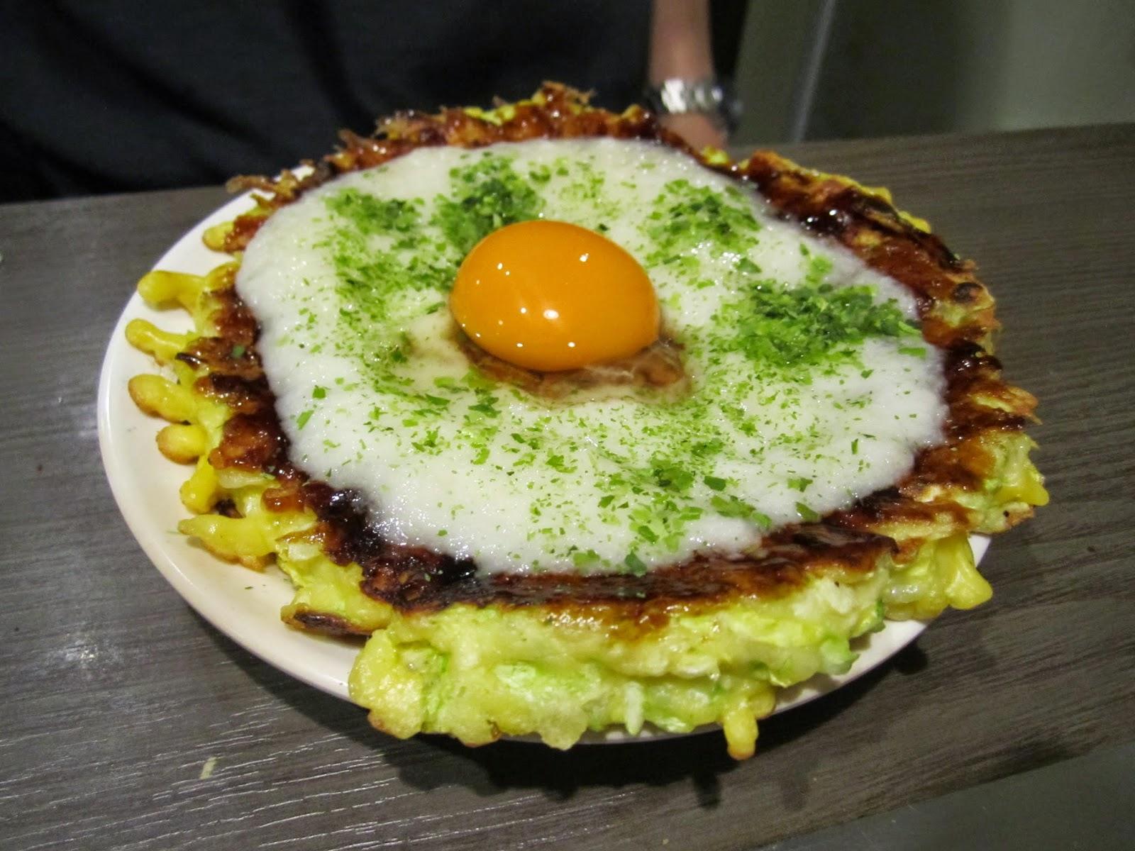 Gudetama x Dohtonbori Collaboration Campaign Okonomiyaki 十和田市 ぐでたまx道頓堀コラブキャンペインお好み焼き