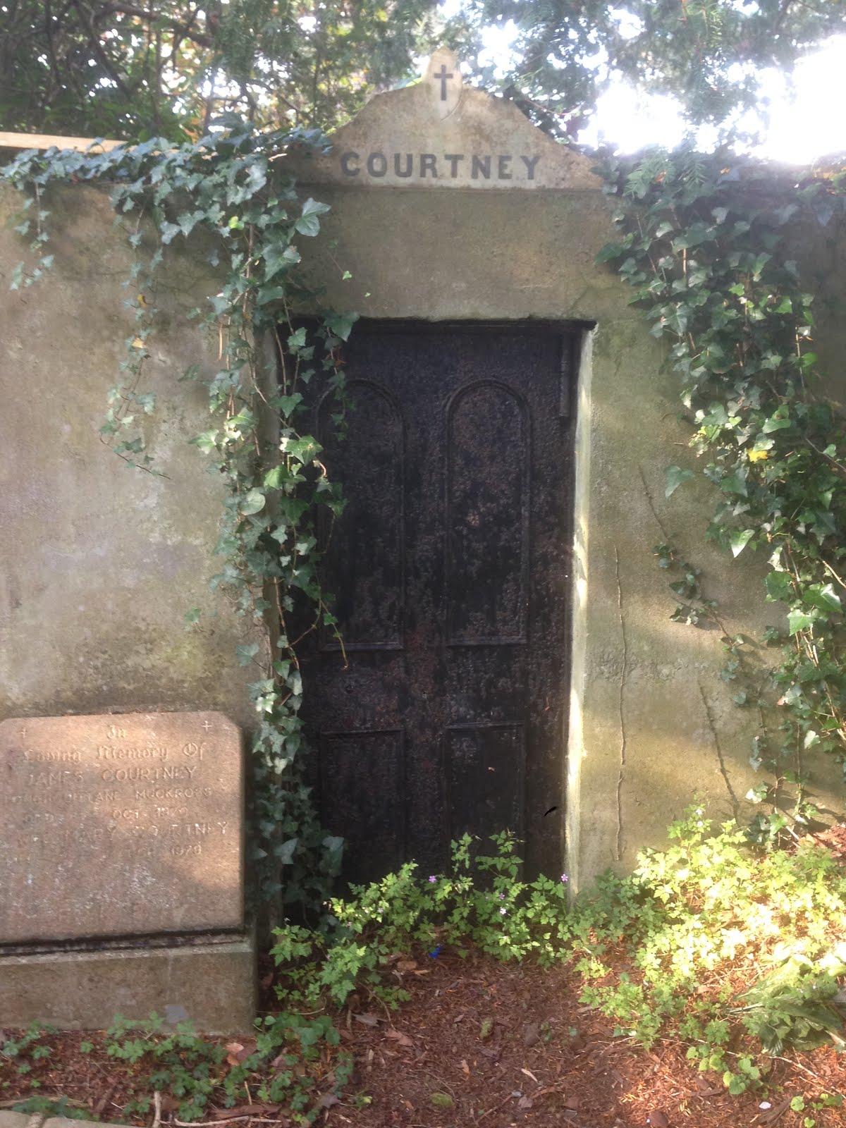 Grafkelder in Ierland