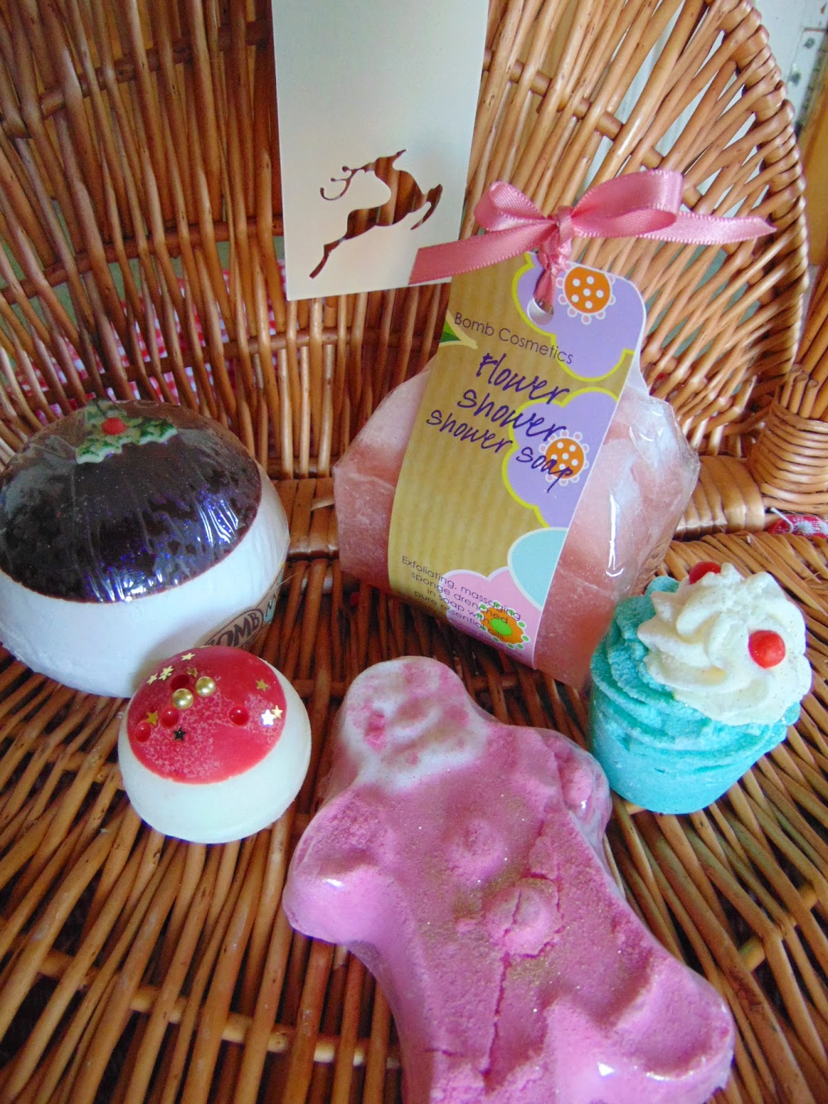 bath bomb basket bomb cosmetics